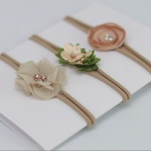 Other - Precious Newborn Headbands
